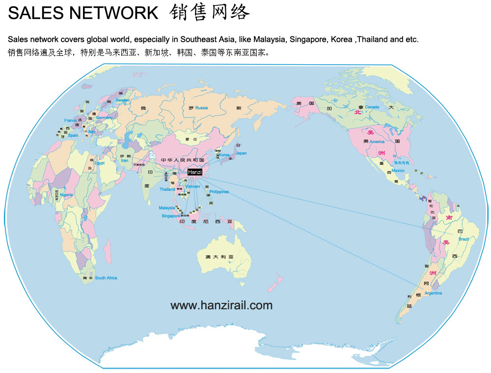 hanzi Sales Network