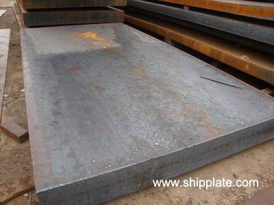 heavy steel plate