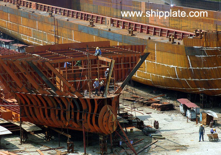Shipbuilders still in doldrums